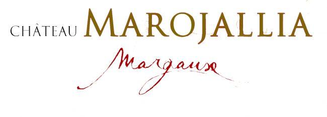 Logo du château Marojallia - Margaux